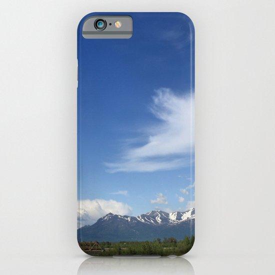 Knik River iPhone & iPod Case