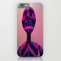 RED SKELETON iPhone 6 Slim Case