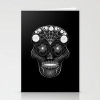 Hypnoskull Stationery Cards