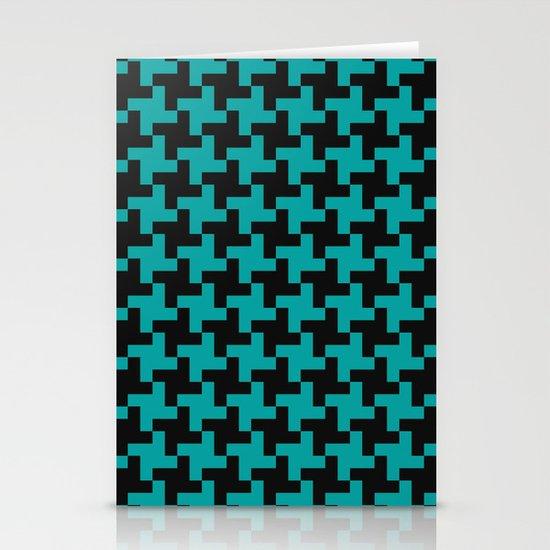 Simple Swirl Stationery Card