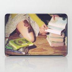Bookish 04 iPad Case