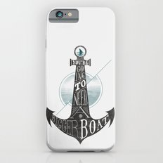 You're going to need a bigger boat Slim Case iPhone 6s