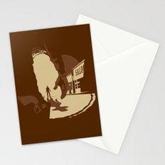 Showdown Stationery Cards