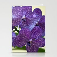 Wanda Orchid 8353 Stationery Cards