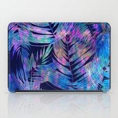 Waikiki Tropic {Blue} iPad Case
