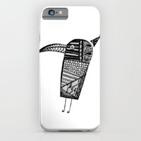 iPhone & iPod Case featuring Party Bird by Nur Simsek