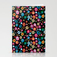 brilliant pebbles Stationery Cards