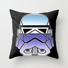 Trooper in disguise Throw Pillow