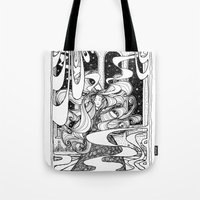 And She Danced All Night… Tote Bag