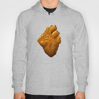 His Heart Of Gold - Pain… Hoody