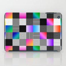 Mondrian Couture iPad Case