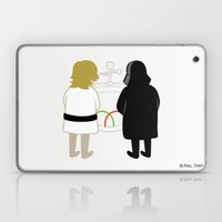 Saber Fight Laptop & iPad Skin