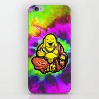 F U Buddha  iPhone & iPod Skin