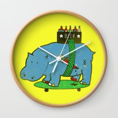 if there's a will, there's a way Wall Clock