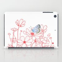 Cosmos and Butterfly iPad Case