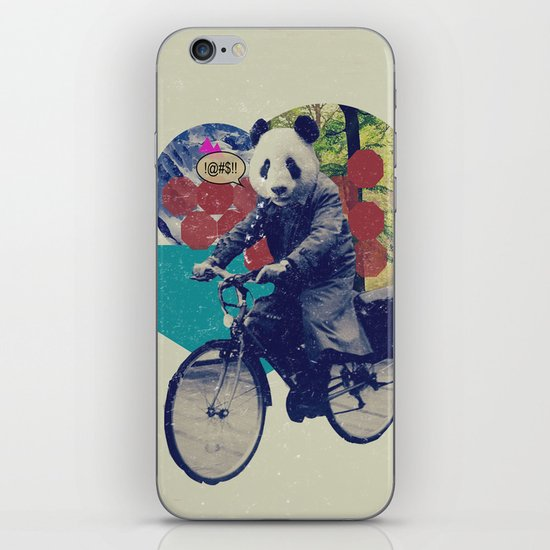 DCXV iPhone & iPod Skin