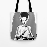 Bride 2.. Tote Bag