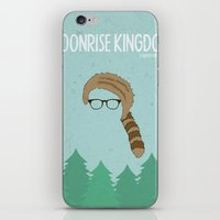 Moonrise Kingdom-1 iPhone & iPod Skin