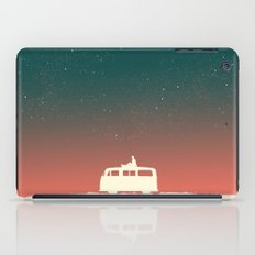 Quiet Night - starry sky iPad Case