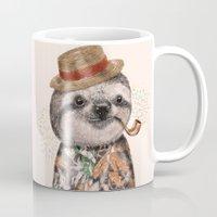 Mr.Sloth Mug