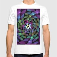 T-shirt featuring Fractal To The Centre by Gabiw Art