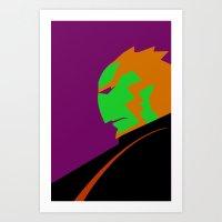 Ganondorf Art Print