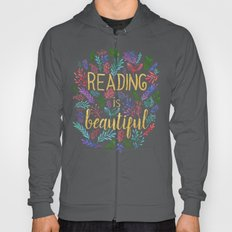 Reading Is Beautiful - G… Hoody