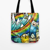What Time Is It? Tote Bag
