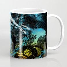 diving danger Mug