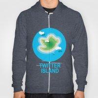 Twitter Island Hoody