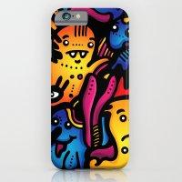 Monsterdelia iPhone 6 Slim Case