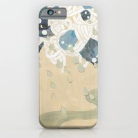 iPhone & iPod Case featuring Out of All Them Bright Stars II by Hyein Lee