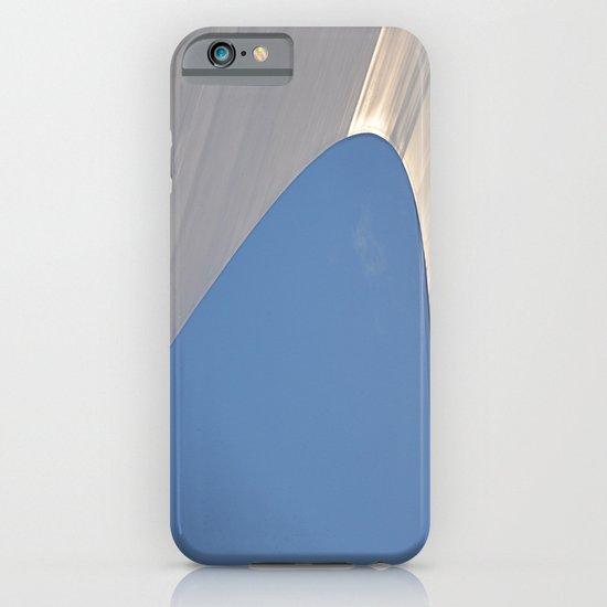 Found Art Deco Breaking Wave iPhone & iPod Case