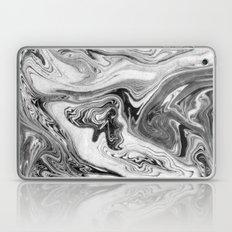 Mizuki - Spilled Ink Mar… Laptop & iPad Skin