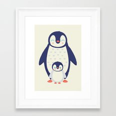 Proud Mama Framed Art Print