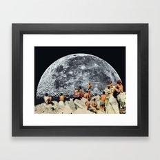 MOONRISE  Framed Art Print