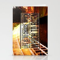 Which Bridge To Cross An… Stationery Cards