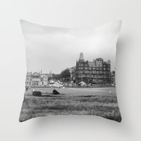 St. Andrews Throw Pillow