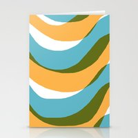 Wave - Palm Springs Circa 1967 Stationery Cards
