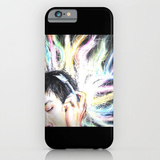 Synesthesia iPhone & iPod Case