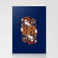 10th Of Hearts Stationery Cards
