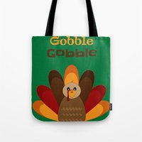 Gobble Me Up! Tote Bag