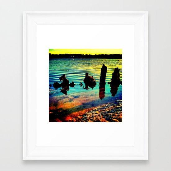 Argha Noah Framed Art Print
