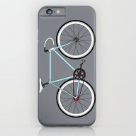 iPhone & iPod Case featuring Classic Road Bike by Wyatt Design