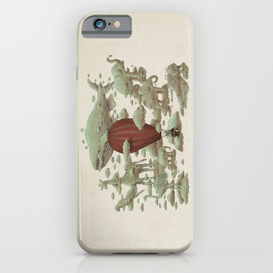 Cloud Watching iPhone & iPod Case