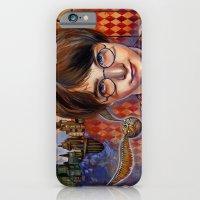Harry's First Quidditch … iPhone 6 Slim Case