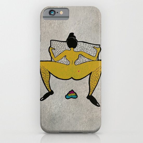 CMY Poo iPhone & iPod Case
