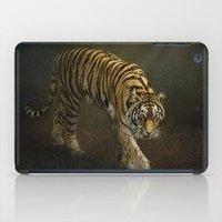 The Night Prowler iPad Case
