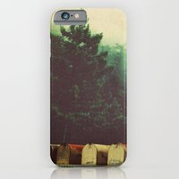 iPhone & iPod Case featuring sur town by Laura Moctezuma