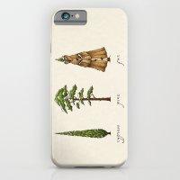 iPhone & iPod Case featuring Fur Tree by Mariya Olshevska